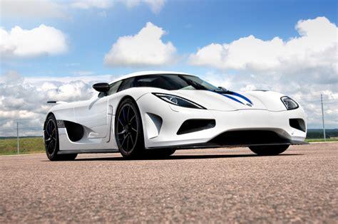 Christian Von Koenigsegg Presents The Agera R Supercar