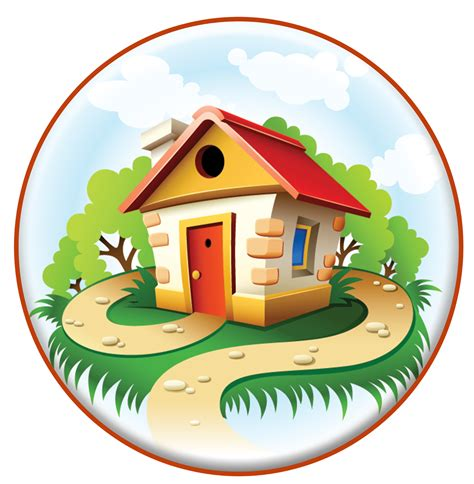 House Clip art - cartoon house png download - 1566*1600 ...
