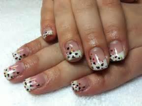 acrylic nail designs tip nail designs acrylic nail designs