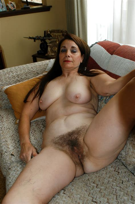 Sexy Milfs With Hairy Cunts