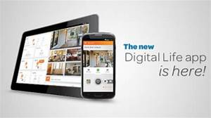 New version of the Digital Life app! | AT&T Digital Life ...
