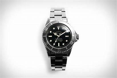 Vague Grey Fade Submariner Uncrate