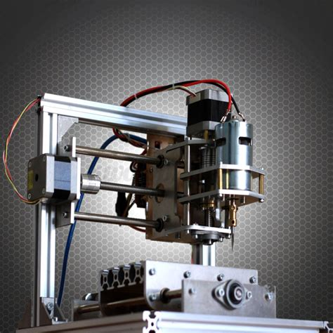 diy  axis engraver machine pcb milling wood carving engraving router kit cnc ebay
