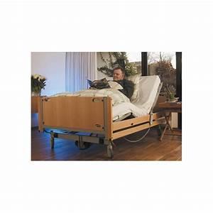 Lit Medicalise 120 : lit m dicalis octave pour personnes fortes ~ Premium-room.com Idées de Décoration