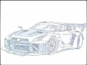 Cool Drawings to Draw Car