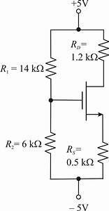Solved  For The Transistor In The Circuit In Figure P3 35