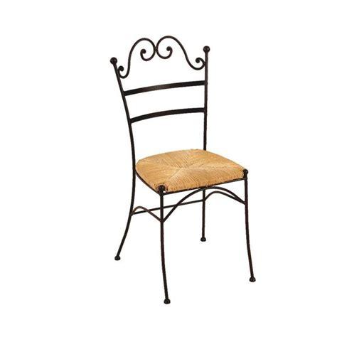 chaise en fer achat de chaises en fer forgé 4 pieds