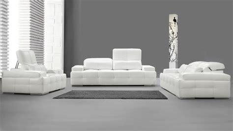 canape design angle salon cuir nobel canapés 3 2 places fauteuil mobilier