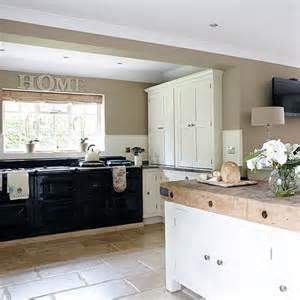 Modern Barn Home Interiors Kitchen