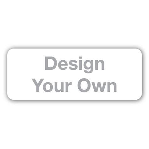 design your own labels design your own custom return address labels iprint