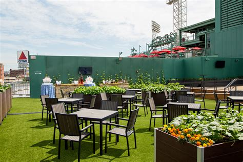 fenway park events event venues strega deck boston red sox
