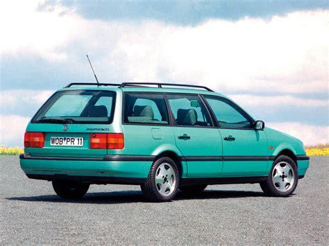 Volkswagen Passat Variant Worldwide B4 199397