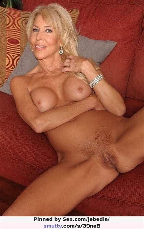 Hot Blonde Gilf Milf