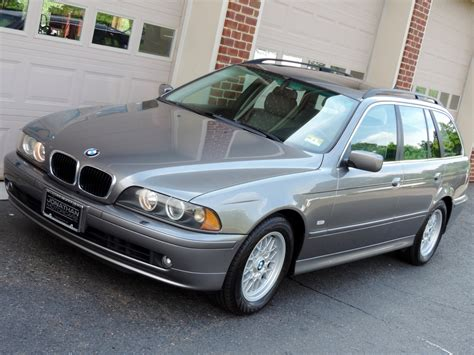 2002 Bmw 5series Sport Wagon 525i Stock # D86631 For Sale