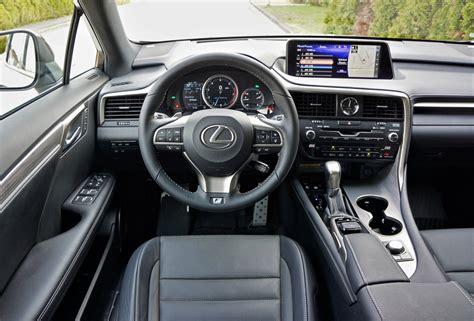 2017 lexus rx 350 f sport the car magazine