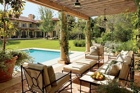 Outdoor Spaces : Patio And Outdoor Space Design Ideas Photos