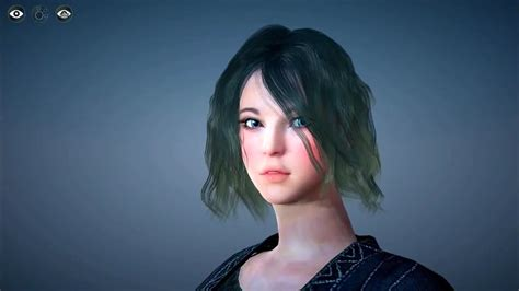black desert character black desert character creation systemcomputer graphics digital community for artist