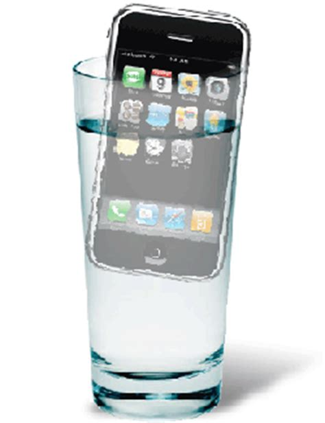 iphone dropped in water how to fix your iphone if you dropped it in water the