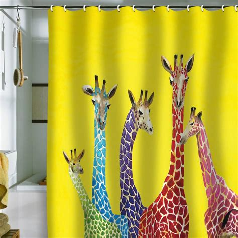 funky shower curtains cool unique and funky shower curtains for a bathroom