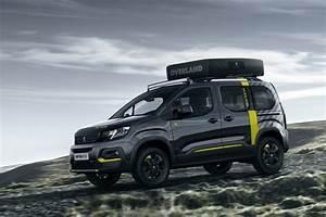 4x4 Peugeot : peugeot rifter 4x4 concept is los autonieuws ~ Gottalentnigeria.com Avis de Voitures