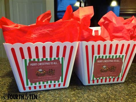 Fourth And Ten Homemade Christmas Gifts For Coworkers