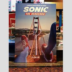 Another Sonic Movie Poster Has Appeared  My Nintendo News