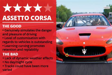 assetto corsa xbox one assetto corsa ps4 and xbox one review the benchmark for