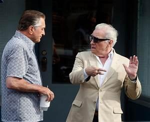 Martin Scorsese and Robert De Niro Photos Photos - Robert ...