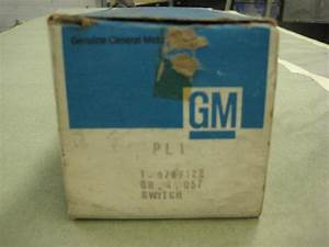 Sell Nos Gm Turbo 400 Kick Down Switch Pontiac 68 Gto