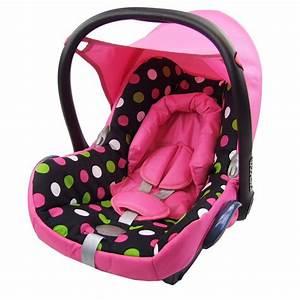 Maxi Cosi Cabriofix Schwarz : bambiniwelt ersatzbezug 6tlg maxi cosi cabriofix babyschale pink schwarz punkte ebay ~ Watch28wear.com Haus und Dekorationen