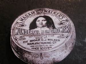 Madam C.J. Walker Hair Products