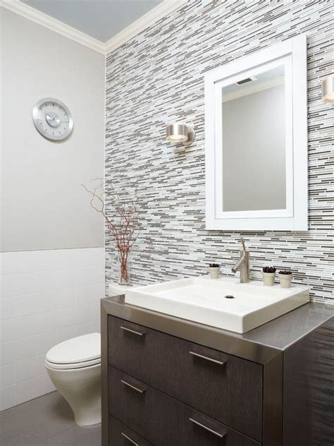 bathroom vanity tile ideas 82 best bath backsplash ideas images on pinterest bathroom bathroom furniture and half