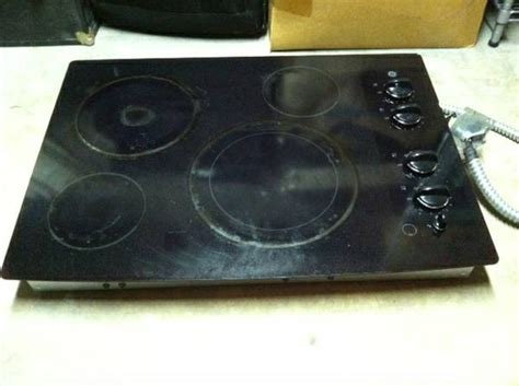 Electric Cooktops For Sale by 30 Quot Ge Profile Electric Cooktop For Sale In Honey Brook