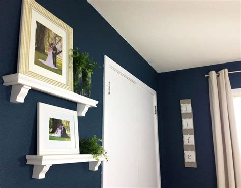 Bedroom Makeover Checklist by 9 Striking Navy Blue Paint Colors For Your Room Makeover