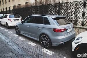 Audi Rs3 Sportback 2017 : audi rs3 sportback 8v 2018 28 december 2017 autogespot ~ Medecine-chirurgie-esthetiques.com Avis de Voitures