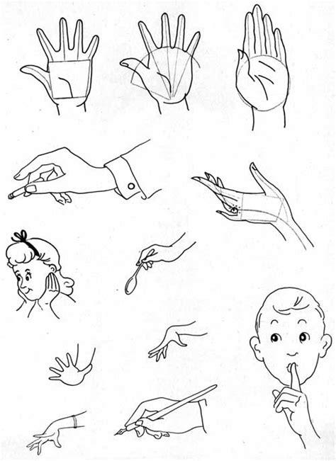 draw hands   draw feet