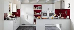 Meuble Haut Vitré Cuisine : impressionnant meuble haut vitre cuisine 8 201lan231on ~ Teatrodelosmanantiales.com Idées de Décoration