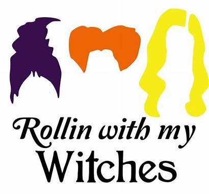 Sisters Svg Sanderson Hocus Pocus Witches Halloween