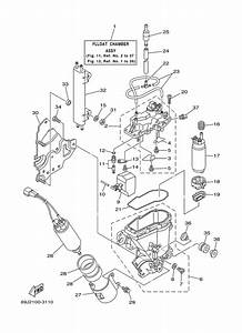 2003 Yamaha Fuel Injection Pump 1 Parts For 225 Hp