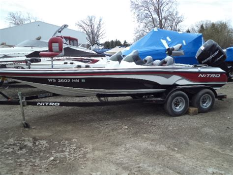 Used Bass Boats In Wisconsin by Bass Boats For Sale In Oshkosh Wisconsin