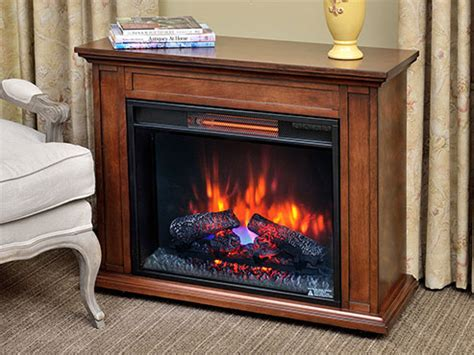 Rolling Electric Fireplace Heaters Comparison