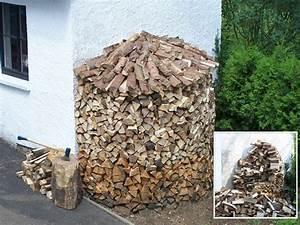 Brennholz Aufbewahrung Aussen : holzschauer zu klein zum brennholz lagern ~ Michelbontemps.com Haus und Dekorationen
