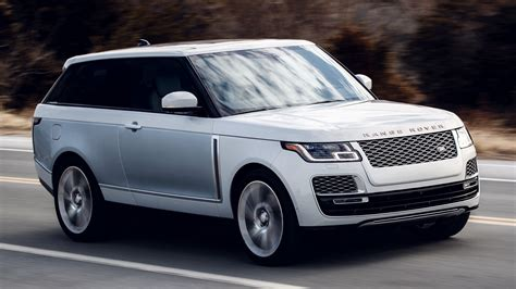 range rover sv coupe  wallpapers  hd images