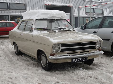 1969 Opel Kadett by 1969 Opel Kadett Photos Informations Articles