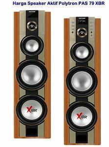 Speaker Aktif Polytron Pas 79 Xbr Bluetooth Terbaik