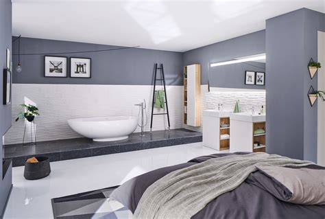 en suite badezimmer badezimmer en suite wohndesign und innenraum ideen