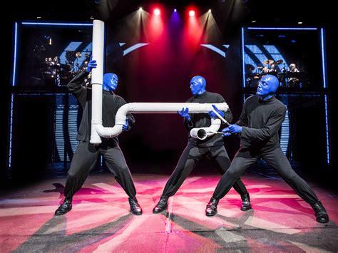 blue man group  universal orlando resort universal