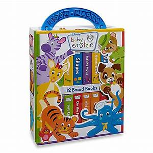 Books > Baby Einstein My First Library from Buy Buy Baby