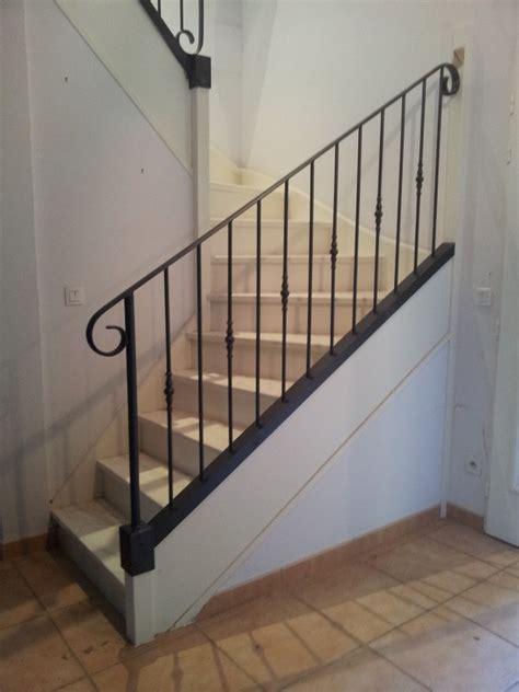 garde corps en bois pour escalier re et garde corps adapt 233 sur escalier bois la ferode