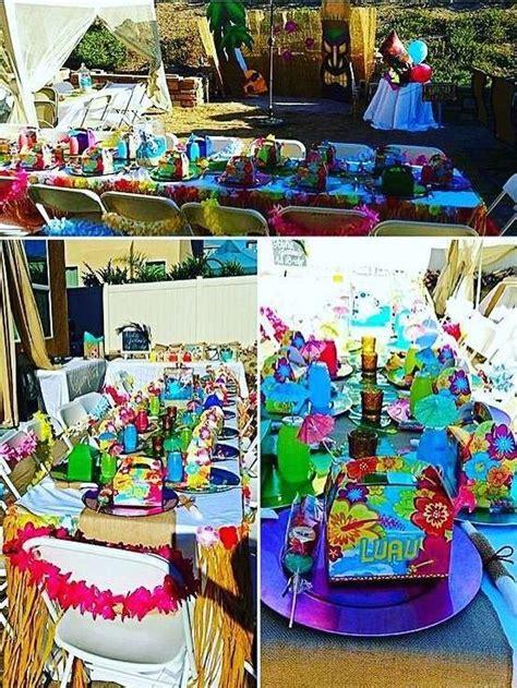 lilo  stitch birthday party ideas lilo stitch party